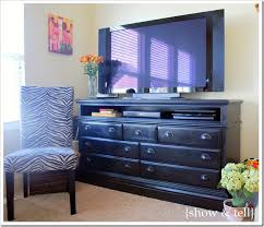 Tv Stand Dresser For Bedroom Eye Catching Tv Stand Dresser Combo With Inspiring Exle For Of