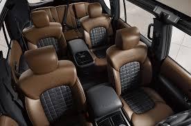 2017 nissan armada platinum interior 2018 nissan armada platinum reserve interior seats motor trend en