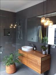 Grey Wood Bathroom Vanity Best 25 Wooden Bathroom Vanity Ideas On Pinterest Dark Grey
