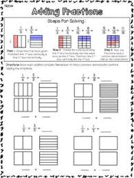 proper fractions addition different denominators homeschooling