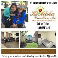 Home Quality Care by Kealoha Care Home Closed Home Health Care 3617 Puuku Mauka
