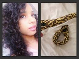 snap hair confortable to sleep in wrap snap curls on thick curly hair