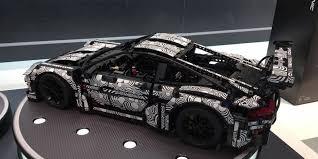 porsche 911 kit vwvortex com spied lego porsche 911 prototype kit debuts at