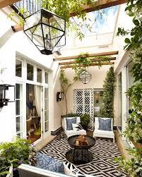 courtyard home how to design a killer courtyard california home design