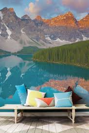 16 best landscape wall murals images on pinterest wall murals glorious reflective mountains wall mural made to suit your wall size by the uk s for murals