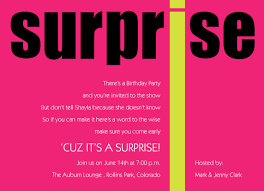 surprise 30th birthday invitations blueklip com