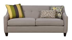 queen sleeper sofa with memory foam mattress contemporary sleeper sofa with button tufting and memory foam