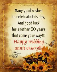 50 year wedding anniversary anniversary wishes for golden jubilee pictures images