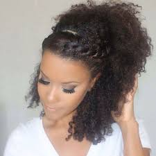 styling medium afro 50 most magnetizing hairstyles for thick wavy hair simple natural