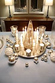 holiday table decorations christmas 12 days of christmas tables the holiday way bower power