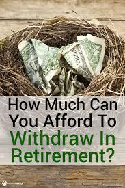 Retirement Expenses Worksheet Retirement Withdrawal Calculator