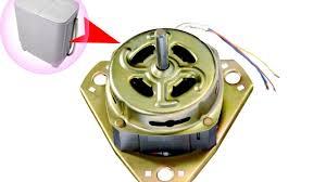 how to replace motor semi auto washing machine youtube
