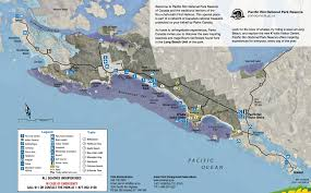 Map Of Pacific Pacific Rim National Park Map Image Gallery Hcpr