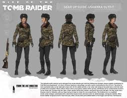 steam munity guide outfits in rise of the tomb raider