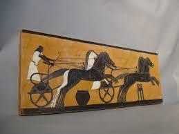 Francois Vase Newsbytes It U0027s All Greek Replicas Of Ancient Greek Art Bronze