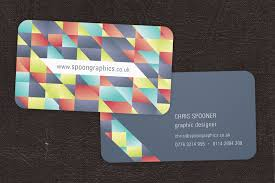 Business Cards Ideas For Graphic Designers How To Design A Print Ready Die Cut Business Card