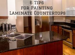 what of paint do you use on formica cabinets 6 tips for painting laminate countertops jng painting
