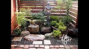 creative small garden makeover ideas youtube