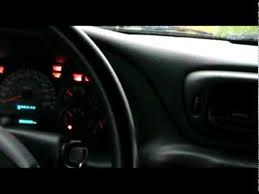 how to turn off oil change light in ford fusion turn off the change oil light in a chevy trailblazer youtube