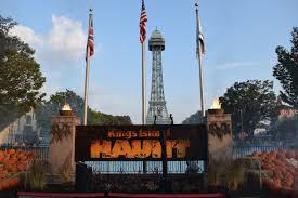 everything you need to know about haunt at kings island u2013 coaster