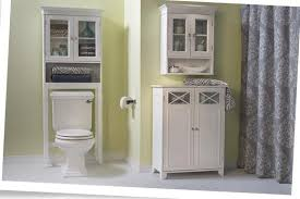 Bathroom Shelving Over Toilet by Billing Bathroom Over The Toilet Cabinet Space Saver Organizer