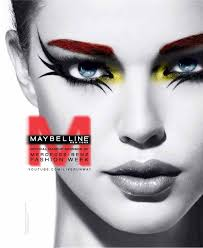 maybelline mercedes fashion week maybelline york the official cosmetics sponsor of mercedes