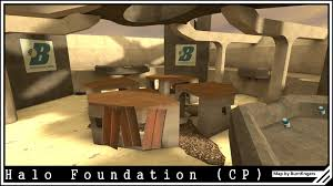 Halo 1 Maps Halo Foundation Cp Team Fortress 2 Maps