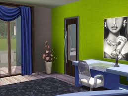 Lime Green And Purple Bedroom - bright green bedroom finest best ideas about exposed brick