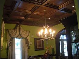 Dining Room Ceilings Small Coffers For Victorian Farmhouse Woodgrid Coffered