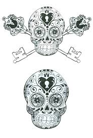 1122 best sugar skulls tattoos images on pinterest drawings