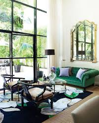 Green Sofa Living Room Vibrant Trend 25 Colorful Sofas To Rejuvenate Your Living Room
