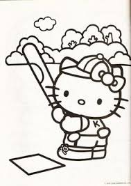 kitty color emo kitty coloring pages coloring
