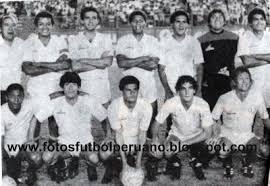 cholo sotil curiosidades del f fotos fútbol peruano universitario de deportes 1985