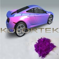 automotive paint pearl pigment powder car paint candy color