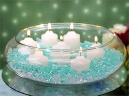 Candle Centerpieces For Birthday Parties by 10