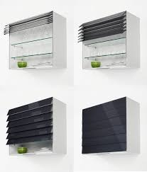 rideau meuble cuisine meuble de cuisine avec rideau coulissant mobilier design