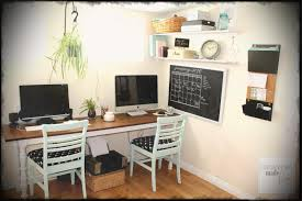 Office Desk For Two Modern Home Office For Two Me Home Design Concept