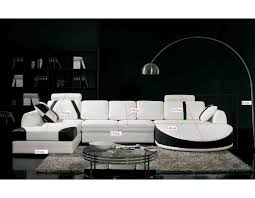 Leather White Sofa Black And White Sofa S3net Sectional Sofas Sale S3net