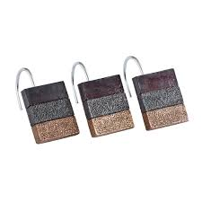 Decorative Hooks by Most Innovative Shower Curtain Hooks Best Home Decor Inspirations