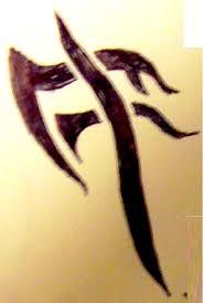 tribal war axe by animec20 on deviantart
