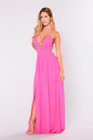 summer maxi dresses summer maxi dress hot pink