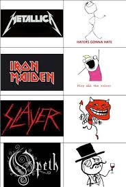 Metal Band Memes - metal genre memes meme by metalguyfromfinland memedroid
