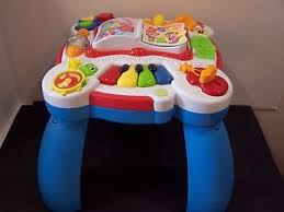 learn and groove table leapfrog learn groove musical activity table english spanish baby