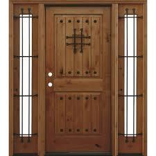 alder front doors exterior doors the home depot