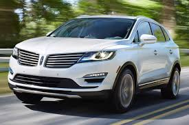 lincoln sports car 2016 lincoln mkc pricing for sale edmunds