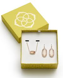 gift sets earrings necklaces and kendra