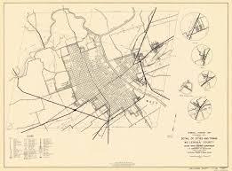 map waco county map mclennan highway 1936