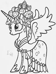 lovely pony princess cadence coloring pages 71