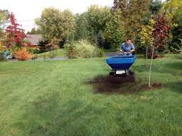 How To Regrade A Backyard Lawn Renovation Grading Sodding U0026 Seeding Services Kg Landscape