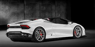 white lamborghini huracan lamborghini huracan lp580 2 spyder to be shown soon the on